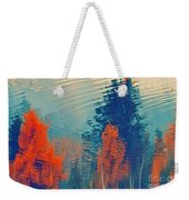 Autumn Vision Weekender Tote Bag