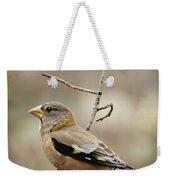 Autumn Wildlife Weekender Tote Bag