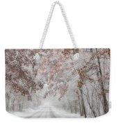 Autumn Wonderland Weekender Tote Bag