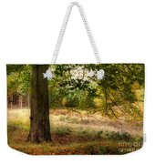 Autumn Woodland Weekender Tote Bag