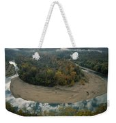 Autumnal View Of One Of The Loops Weekender Tote Bag