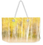 Autumns Abstract Weekender Tote Bag
