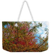 Autumns Beauty Weekender Tote Bag