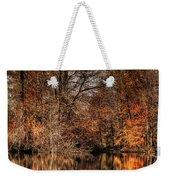 Autumn's End Weekender Tote Bag