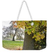 Autumn's Gold Weekender Tote Bag