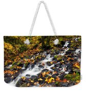 Autumn's Staircase Weekender Tote Bag