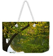 Autumn's Touch Weekender Tote Bag