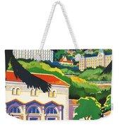 Auvergne France Weekender Tote Bag