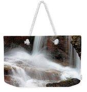 Avalanche Creek - Glacier National Park Weekender Tote Bag