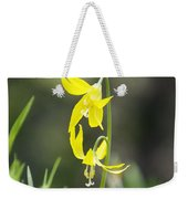 Avalanche Lily Weekender Tote Bag