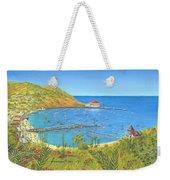 Avalon Catalina Island Weekender Tote Bag