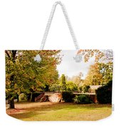 Avery Hill Rose Garden Weekender Tote Bag