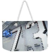 Aviation Boatswains Mate Paints Weekender Tote Bag