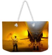 Aviation Boatswains Mate Waves Class Weekender Tote Bag by Stocktrek Images