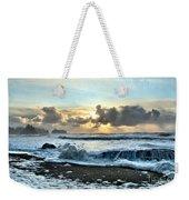 Awash In The Sea Weekender Tote Bag