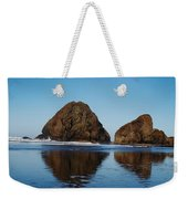 Awww Reflections How I Love Them So Weekender Tote Bag