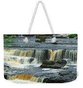Aysgarth Falls Wensleydale Weekender Tote Bag