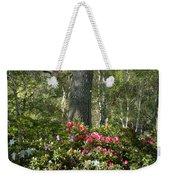 Azalea Woods Weekender Tote Bag