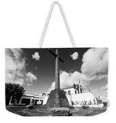Azorean Chapel Weekender Tote Bag