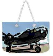 B-25 Bomber Weekender Tote Bag