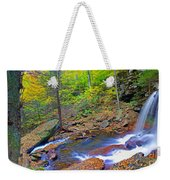 B Reynolds Falls Panorama Weekender Tote Bag