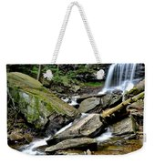 B Reynolds Falls Weekender Tote Bag by Frozen in Time Fine Art Photography