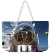 B17 Flying Fortress Weekender Tote Bag