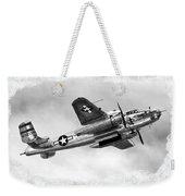 B25 In Flight Weekender Tote Bag