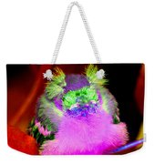 Baby Bird Of A Different Color Weekender Tote Bag