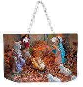 Baby Jesus Weekender Tote Bag