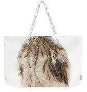 Baby Kestrel Weekender Tote Bag