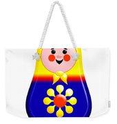 Baby Matrioshka Doll  Weekender Tote Bag