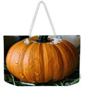 Baby Pumpkin Tears Weekender Tote Bag