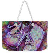 Baby Shoes Weekender Tote Bag