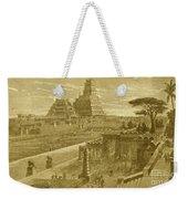 Babylon Weekender Tote Bag