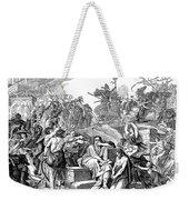 Babylonian Captivity Weekender Tote Bag by Granger