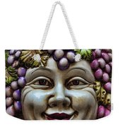Bacchus God Of Wine Weekender Tote Bag