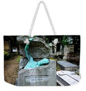 Back From The Grave Weekender Tote Bag