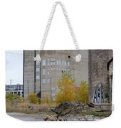 Back Of Warehouse Branches 1 Weekender Tote Bag