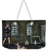 Back To Childhood Weekender Tote Bag