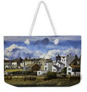 Back To Shoreham Weekender Tote Bag