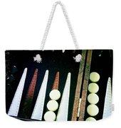 Backgammon Anyone Weekender Tote Bag