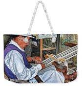 Backstrap Loom - Ecuador Weekender Tote Bag
