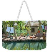 Backwaters India  Weekender Tote Bag