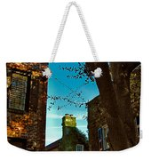 Backyard View Charleston Sc Weekender Tote Bag