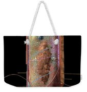 Bacterial Cell Generalised Weekender Tote Bag by Russell Kightley