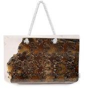 Baculites Fossil Weekender Tote Bag