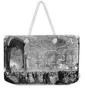 Baden-baden: Salon, 1858 Weekender Tote Bag