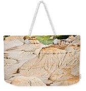 Badlands In Alberta Weekender Tote Bag