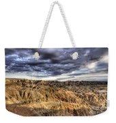 Badlands Of South Dakota Weekender Tote Bag